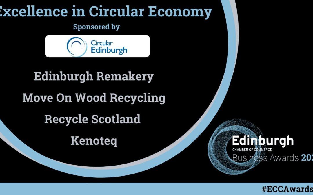 Excellence in Circular Economy