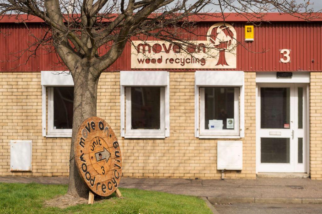 Move On Wood Recycling updated opening hours